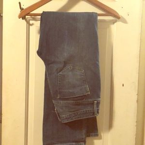 Jeans size 4 boot cut